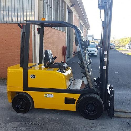 Chariot élévateur diesel occasion, OM D30 Sx400