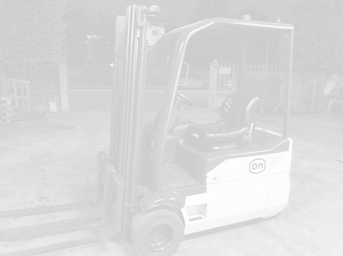 Chariot élévateur d'occasion électrique, OM XE18-3AC