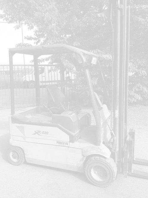Chariot élévateur d'occasion électrique, OM XE20