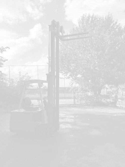 Chariot élévateur électrique d'occasion, TCM FTB 15