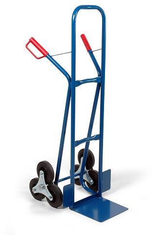 Steekwagen met trappenklimmer
