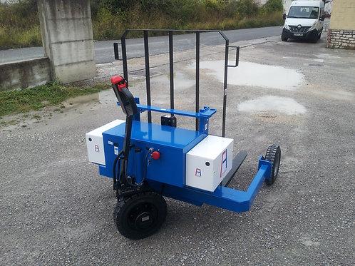 Transpalette électrique MAX POWER Tout terrain