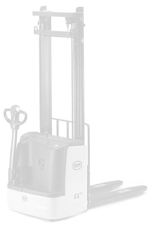 Gerbeur électrique d'occasion, OM CL10,5AC