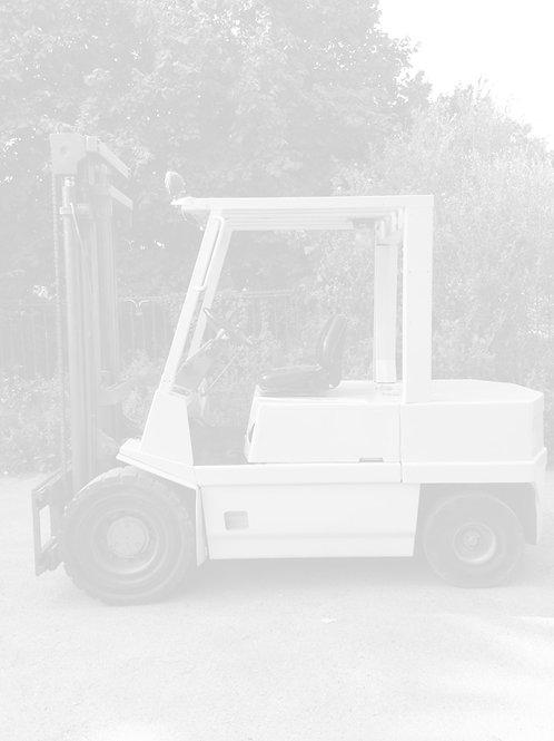 Chariot élévateur diesel occasion, OM Di50C Dx360