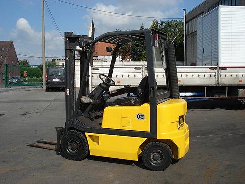 Tweedehands vorkheftruck met dieselmotor te koop Belgie PODEVYN