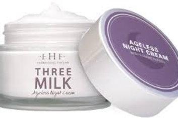 Three Milk Ageless Night Cream