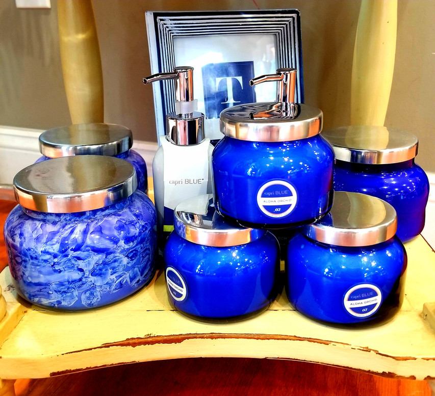 Capri Blue Candles!