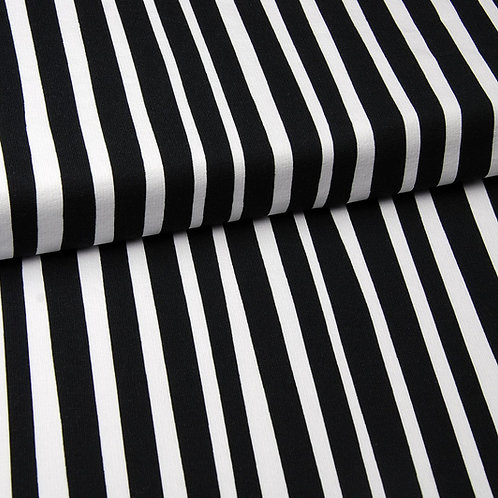 Trui zebra strepen Eva Mouton