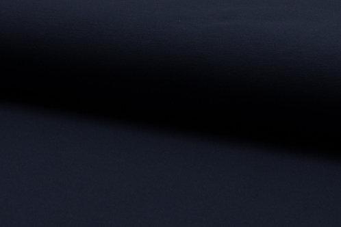 French Terry marineblauw
