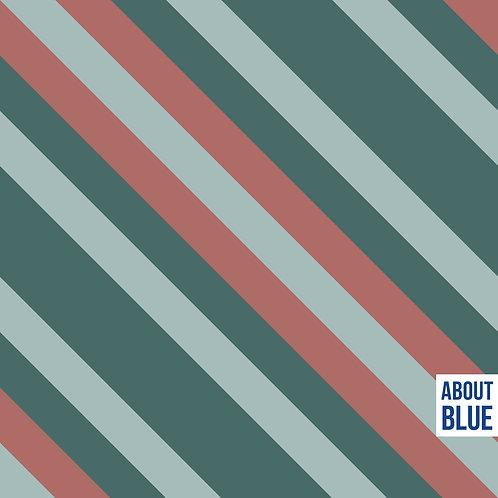 Garden days DIA - About Blue Fabrics