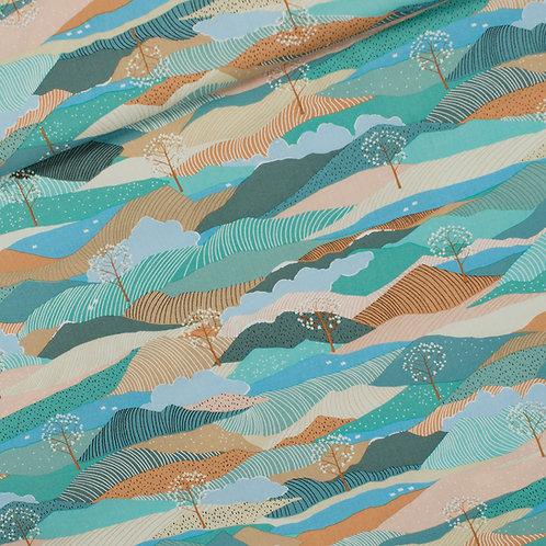 Landscape - Gabardine twill - SYAS