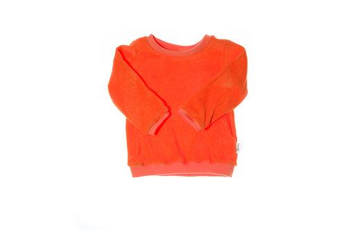 Truitje spons oranje