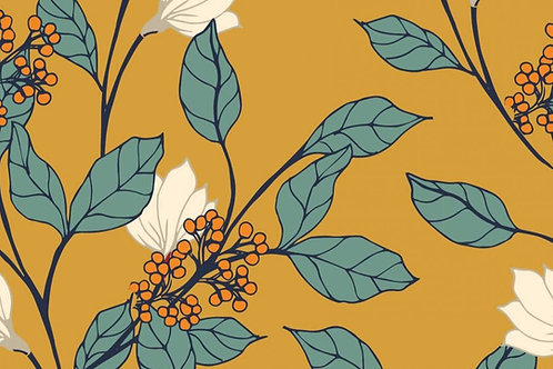 Tricot besjes en bloemen