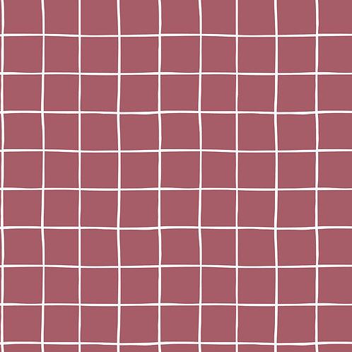 Sweat grid roze