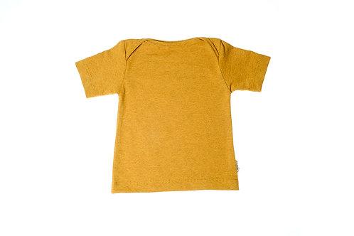 T-shirt oker