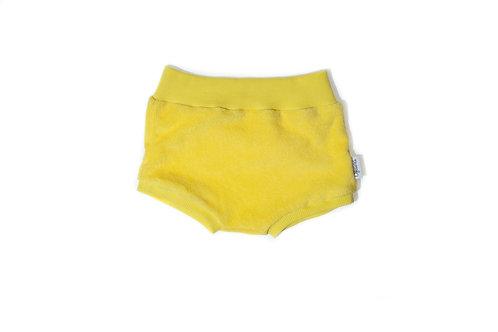 Bummie spons geel
