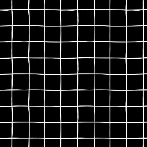 Sweat grid zwart