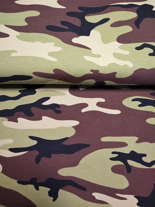 Camouflage leger groen