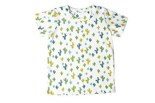 T-shirt cactussen