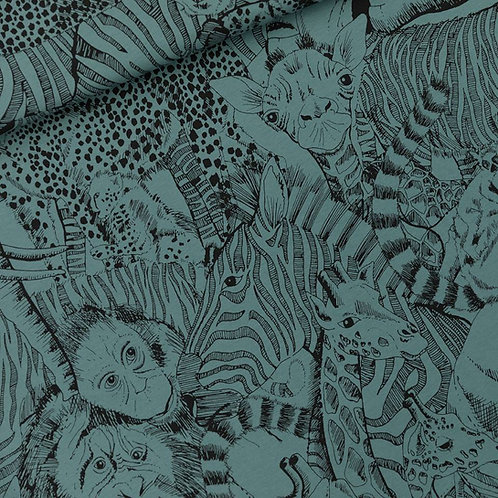 Wild animals - North Atlantic blue FT - SYAS