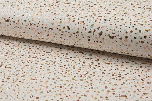 Tricot glitter dots