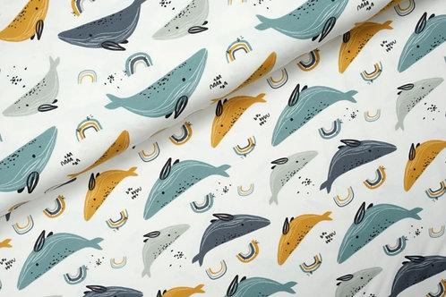 Tricot walvissen