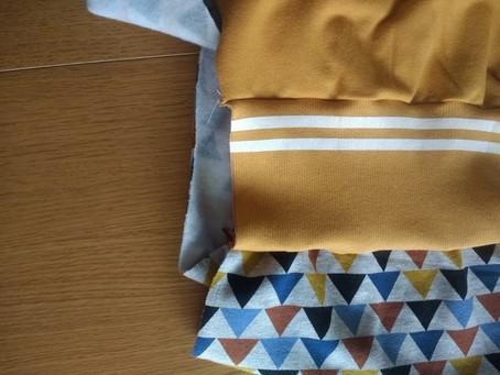 Een omkeerbare trui