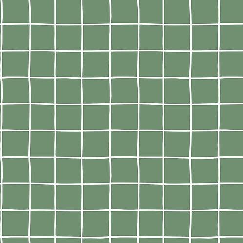 Sweat grid groen