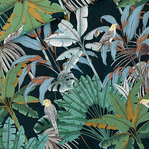 Jungle green gables - canvas - SYAS