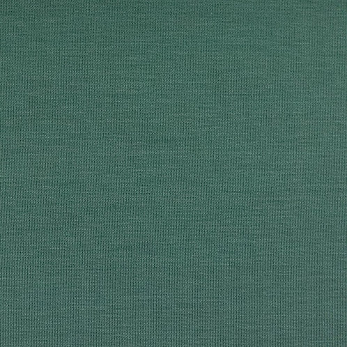 Tricot emerald donker