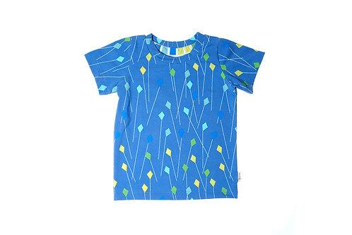 T-shirt vliegers