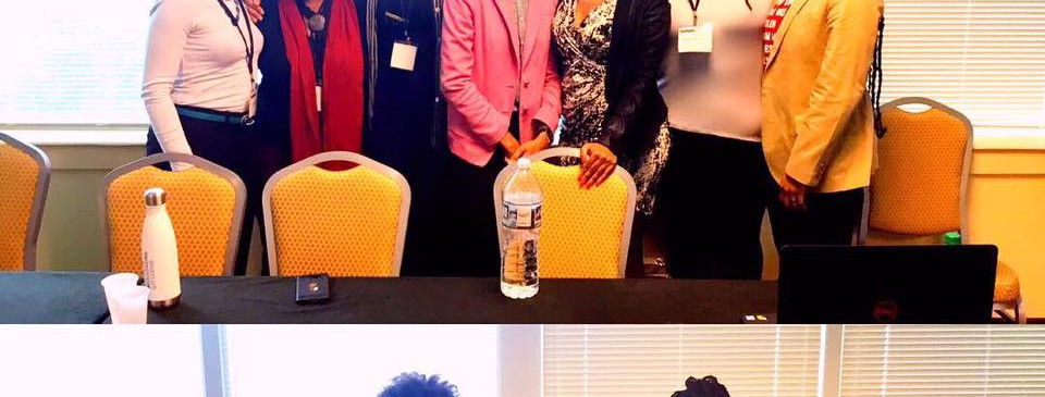 dr. robin brooks, dr. tabitha chester, ife williams, dr. treva lindsey, dr. kaila adia story-jackson, dr. k.t. ewing