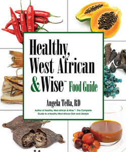 healthy and west african