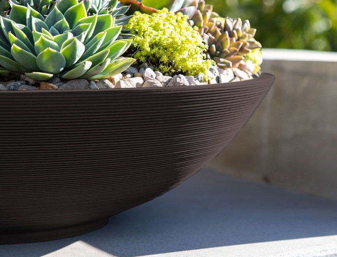Lane Bowl Planter