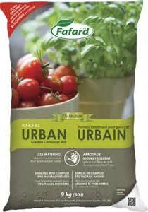 Urban Garden Container Mix  30 L Bag