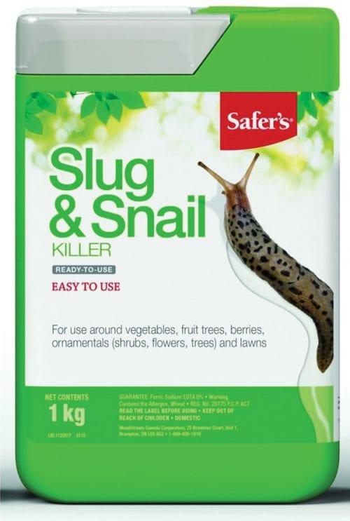 Safer's® Slug & Snail Killer - 1kg
