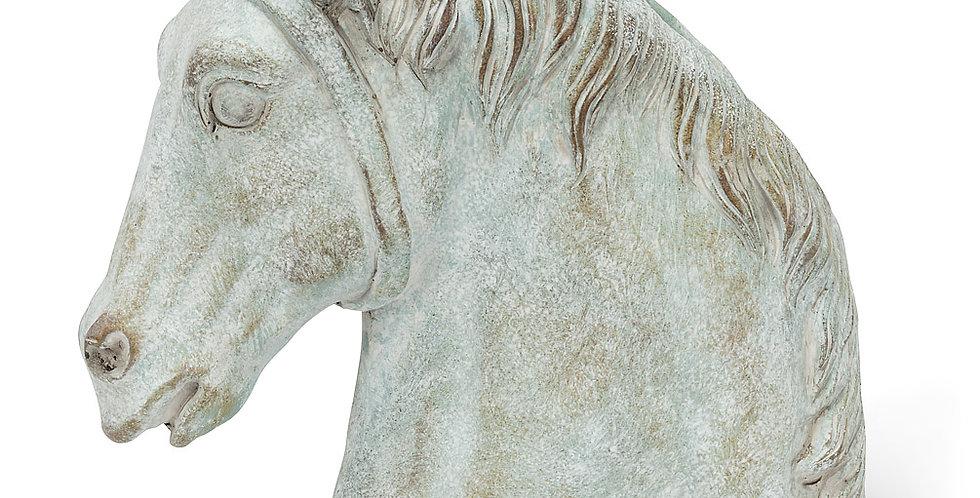 "Horse Head Planter-9""H"