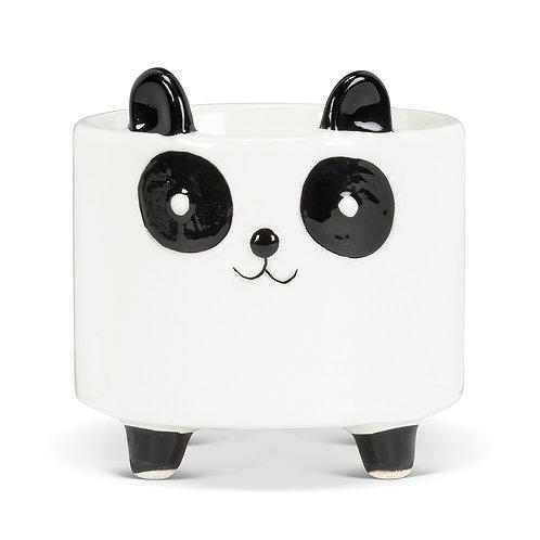 "Small Panda on Legs Planter-3.5""H"