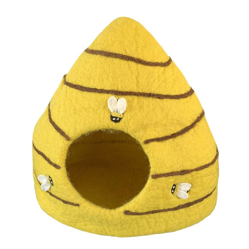 Bee Hive Cat Cave
