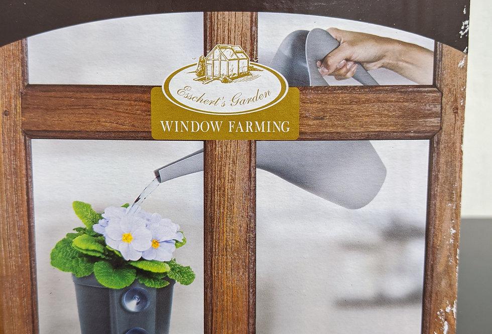 Window Flowerpot 12 cm