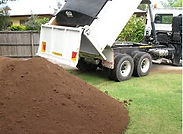 black forest bulk soil, mulch and stone delivery