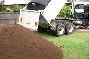 Bulk Delivery Topsoil,Triple Mix, Mulch, Gravel