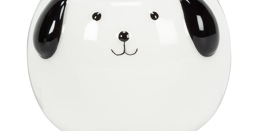 "Small Dog on Legs Planter-3""H"