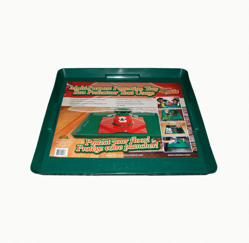 Santa's Solution Multi Purpose Floor Protection Tray