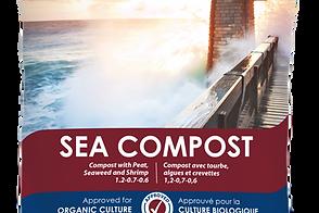 Black Forest Organic Sea compost