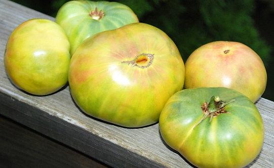 Non-GMO Aunt Ruby's German Green Tomato