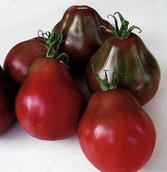Non-GMO Japanese Black Trifele Tomato