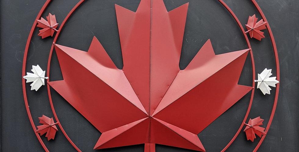 Oh Canada Wall Art