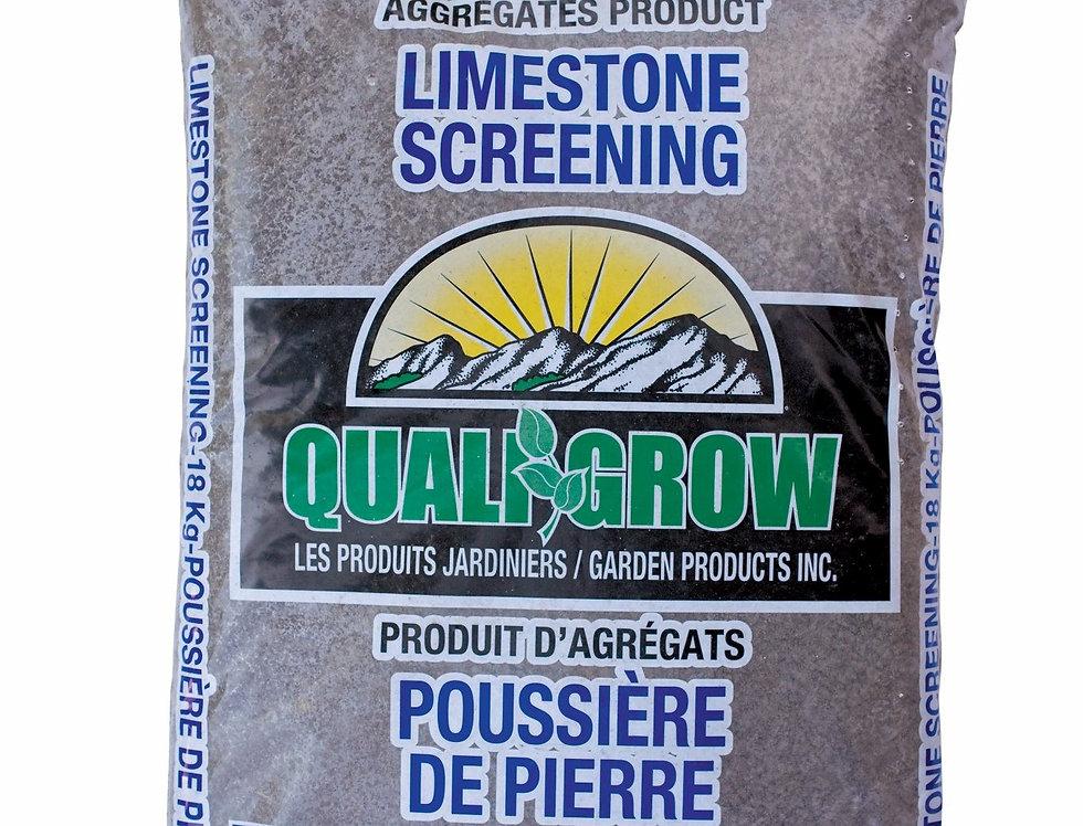 Limestone Screening 18 Kg