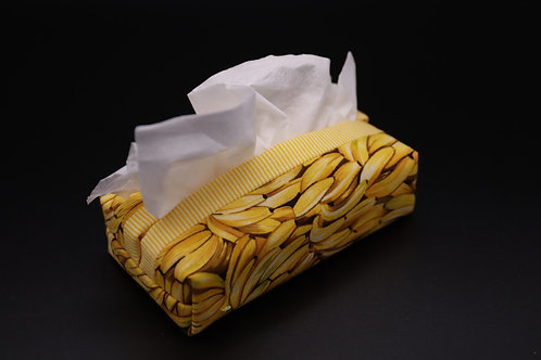 Tatütä Bananen Ansicht mit Taschentüchern